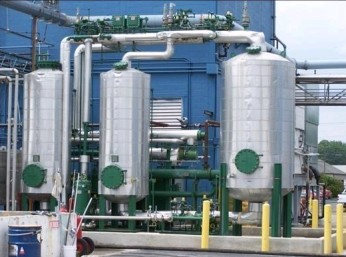 Solvent Recycling Plant